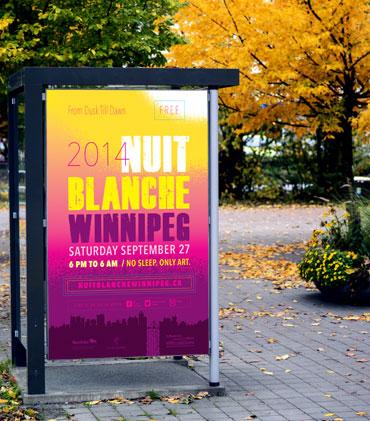 Nuit Blanche Winnipeg 2014