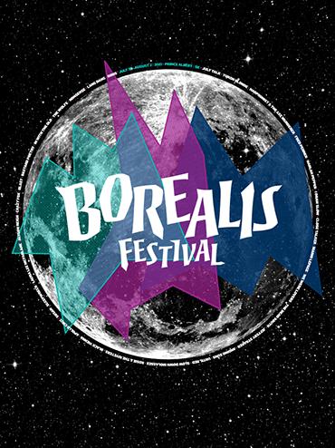 Borealis Festival Poster 2015
