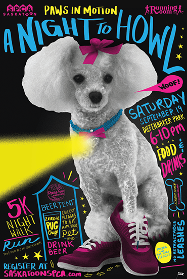 SPCA - A Night to Howl 5K Run/Walk