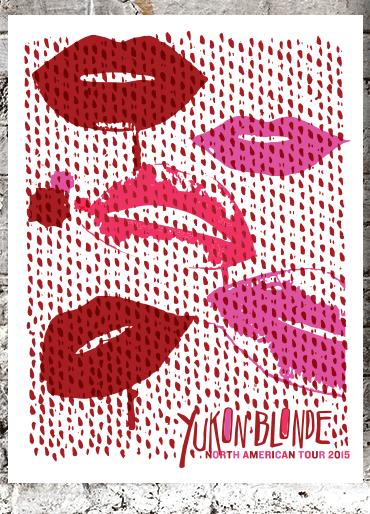 Yukon Blonde Show Poster