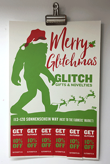 Glitch–Gifts & Novelties
