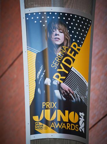 Juno Awards 2014