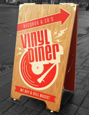 The Vinyl Diner